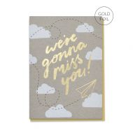 Stormy Knight 'Gonna Miss You' Card
